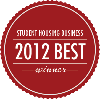Cardinal Group, Student Housing 2012 Best Award Winner